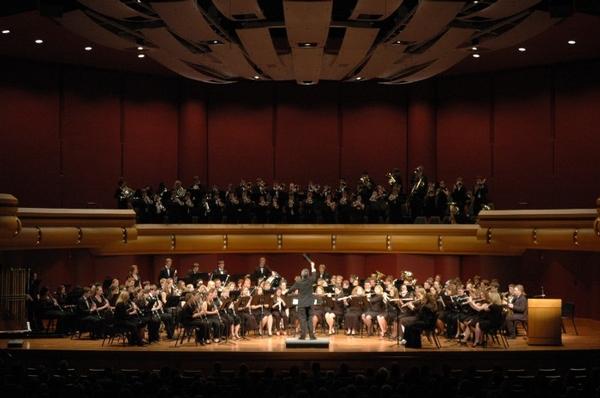 ND Performs at the DeBartolo Performing Arts Center