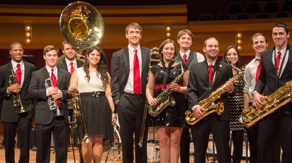 ND Jazz Band at DeBartolo Performing Arts Center
