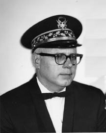Robert F. O'Brian, Director of Bands 1952-1986